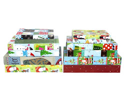Gift Wrap Boxes (12)