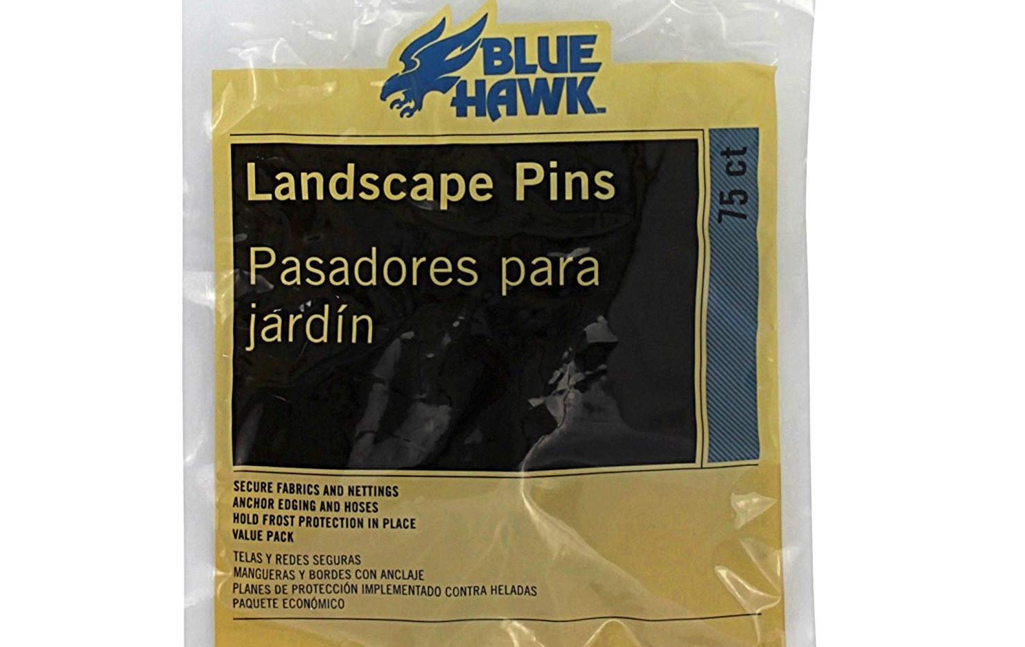 landscape pins package