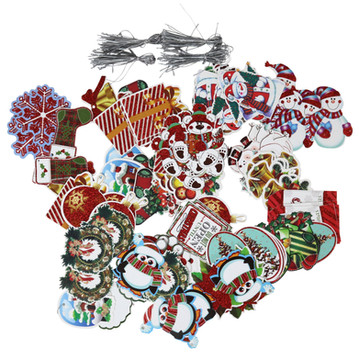 all tie on gift tags