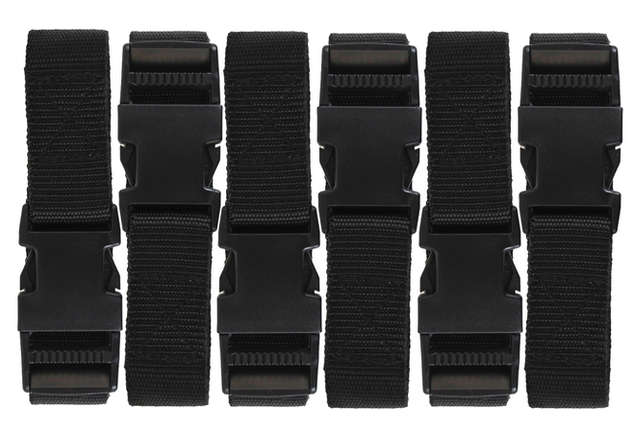 6-Pack 72-inch Utility Straps