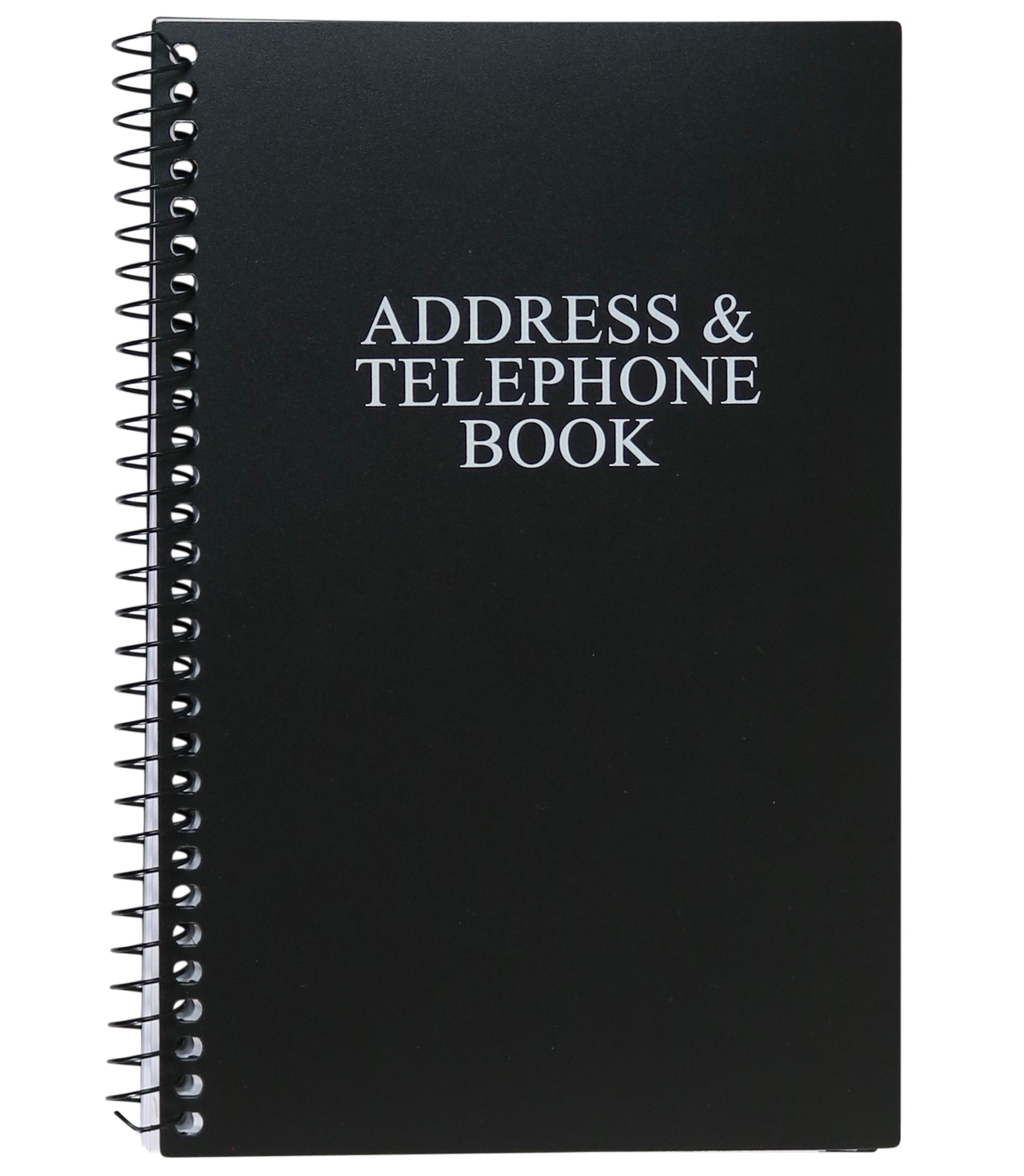 address book main