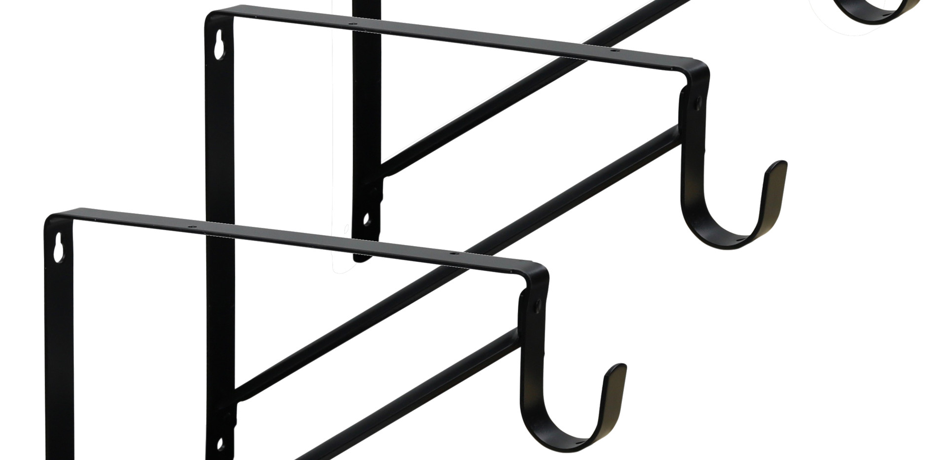 closet shelf brackets 3pk