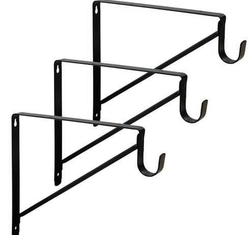 closet shelf brackets 3pk
