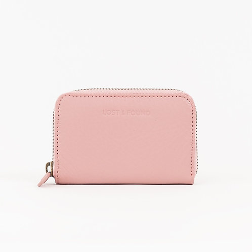 LOST & FOUND MINI ZIP WALLET