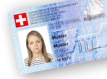 Passfoto für ID & Ausweise