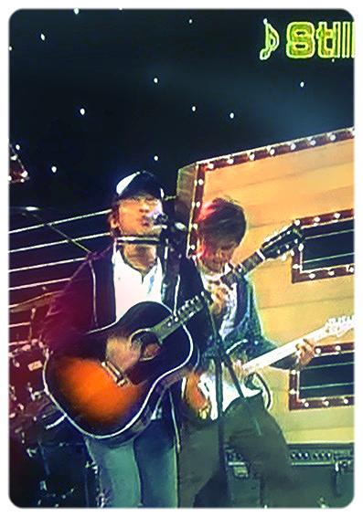 NHK-TV出演「Still」