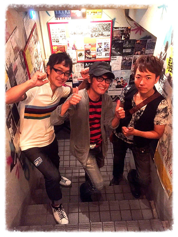 大先輩(PERSONZ・ベンさん)と共に演奏!⇒ YOO feat.藤田勉(PERSONZ)チーム