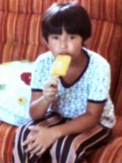 6歳か7歳の夏、ほとちゃんの髪形に憧れてました(笑)