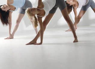 """""""Forget the gym: Yoga is better at boosting memory and concentration than vigorous exercise&quo"""