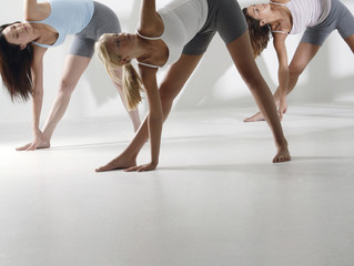 Break that fall: Keep bones healthy with gentle yoga