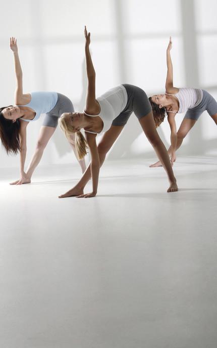 yogaレッスンを検討中です♡