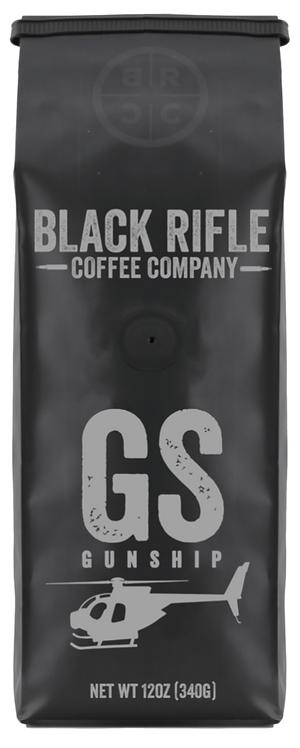 Gunship Coffee Roast