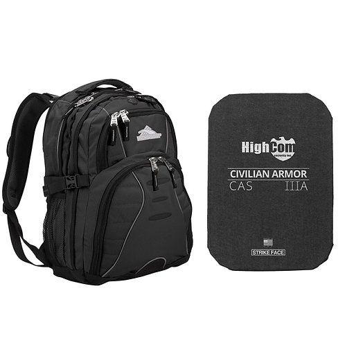 Defender Civilian Armor Backpack