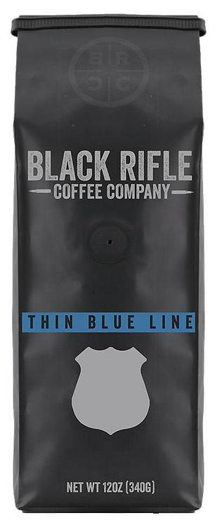 Thin Blue Line Coffee Roast