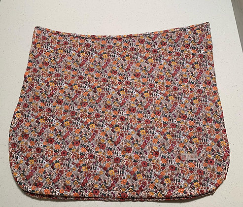 Floral Saddle Pad (Mixed Floral 1)