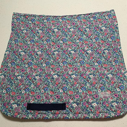 Floral Saddle Pad (Mixed Floral 2)