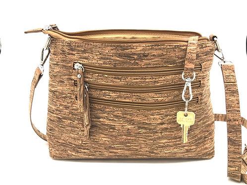 Three pocket purse - multiple colors