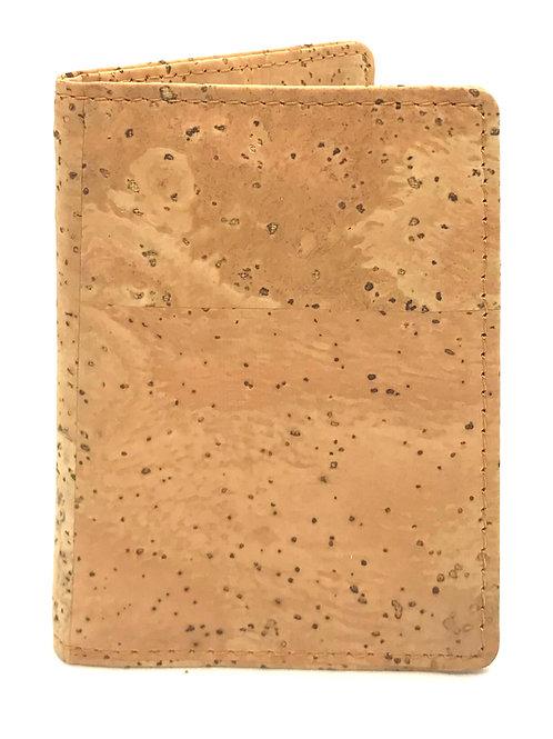 Cork cardholder - multiple colors