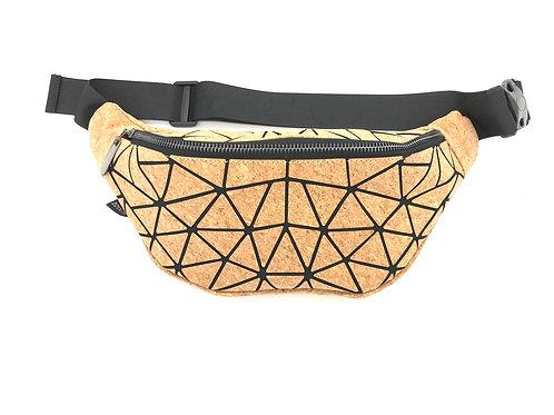 Geometric Fanny pack
