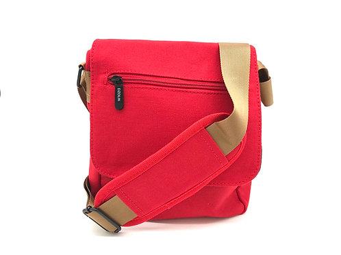 Canvas medium messenger bag