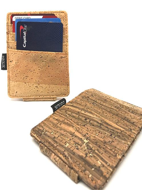 Clip cardholder