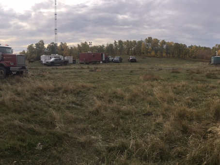 Cv̄ictus commences drilling at Alberta site