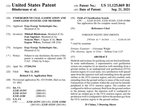 Cv̄ictus secures United States Patent for Enhanced Hydrogen Recovery