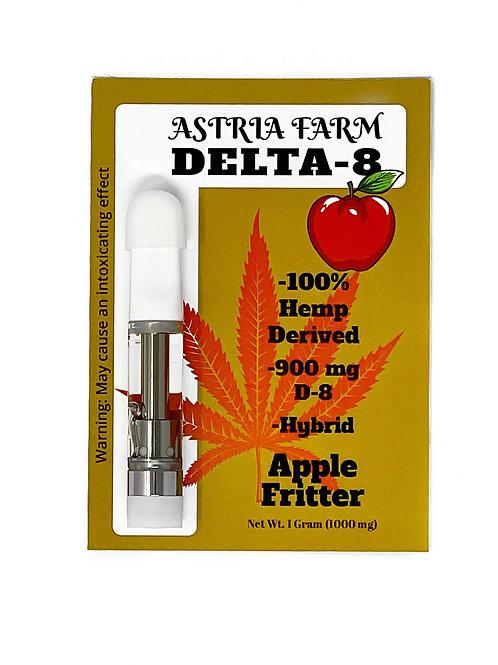 Apple Fritter 900 mg. Delta-8 Vape Cartridge