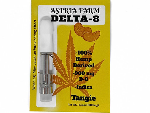 Tangie 900 mg. Delta-8 Vape Cartridge