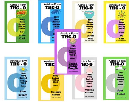 THC-O-Acetate: