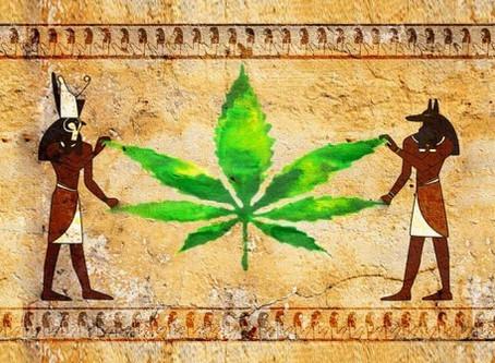 History of Marijuana  (Part Two): Egypt