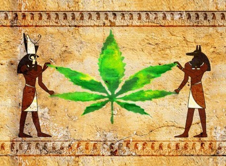 History of Marijuana  (Part Two): Egypt