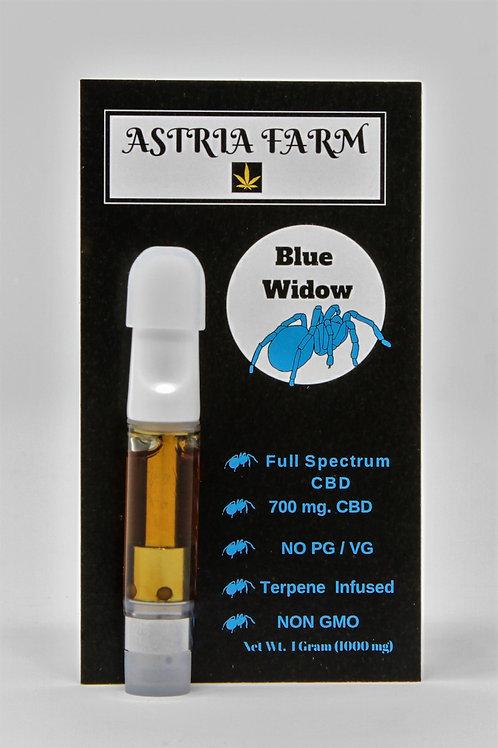 Blue Widow 700 mg. Vape Cartridge