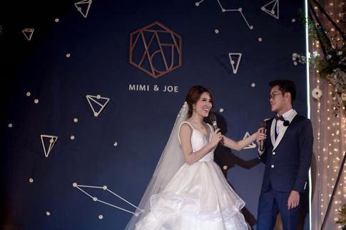 Mimi-Joe The Wedding