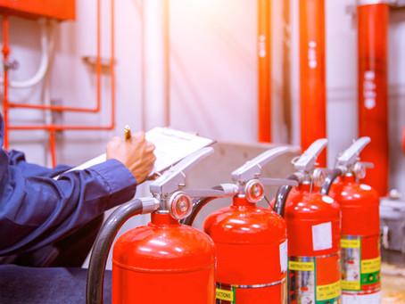 El extintor y sus usos en la empresa