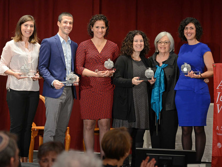 2018 Pomegranate Prize Awarded to 5 Emerging Jewish Educators