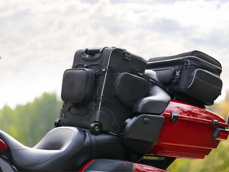 Maletas ONYX de Harley-Davidson: Adáptalas a tu viaje