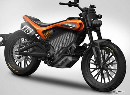 Esta es la otra moto eléctrica que prepara Harley-Davidson