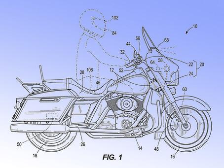 H-D quiere adelantar a KTM o Ducati con frenada automática y control de crucero adaptativo via GPS