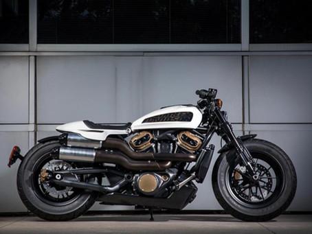 Harley-Davidson presentará una nueva Custom 2021 de acceso