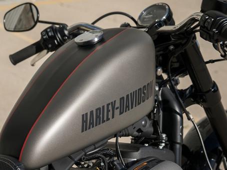 Harley-Davidson registra tres nuevos nombres: 48X, Pan America y Bronx