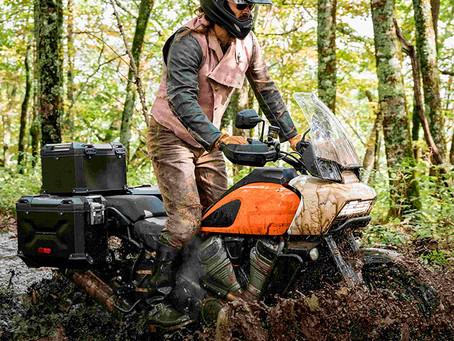 El actor Jason Momoa presentará la Harley Davidson Pan America el próximo mes de enero