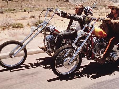 Subastan Captain America, la mitica moto de Peter Fonda en 'Easy rider'
