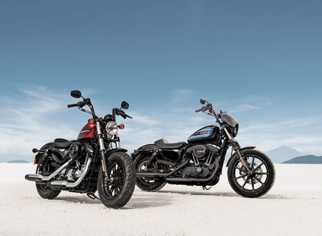 Harley-Davidson Forty-Eight Special e Iron 1200: clásicas actuales