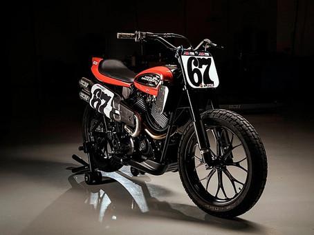 Harley-Davidson ya tiene su equipo listo para una temporada más de Flat-Track