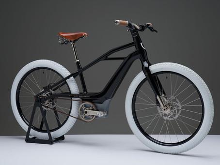 Harley-Davidson desvela la Serial 1, su espectacular bicicleta eléctrica con diseño retro