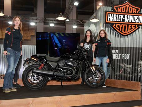 Harley-Davidson presenta la Street Rod en España