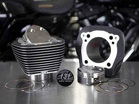 S&S Cycle anuncia su kit Stroker de 131 pulgadas cúbicas para motores Harley-Davidson Milwaukee 8