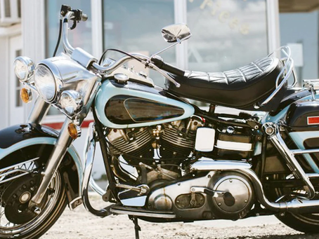 Esta podría convertirse en la moto más cara del mundo... y teniendo en cuenta quién fue su dueño