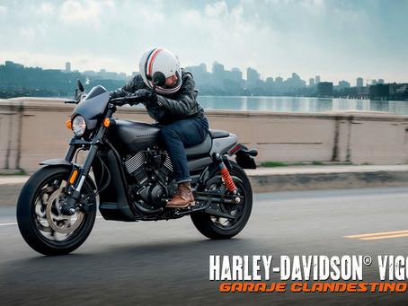 Harley-Davidson Street Rod 2017